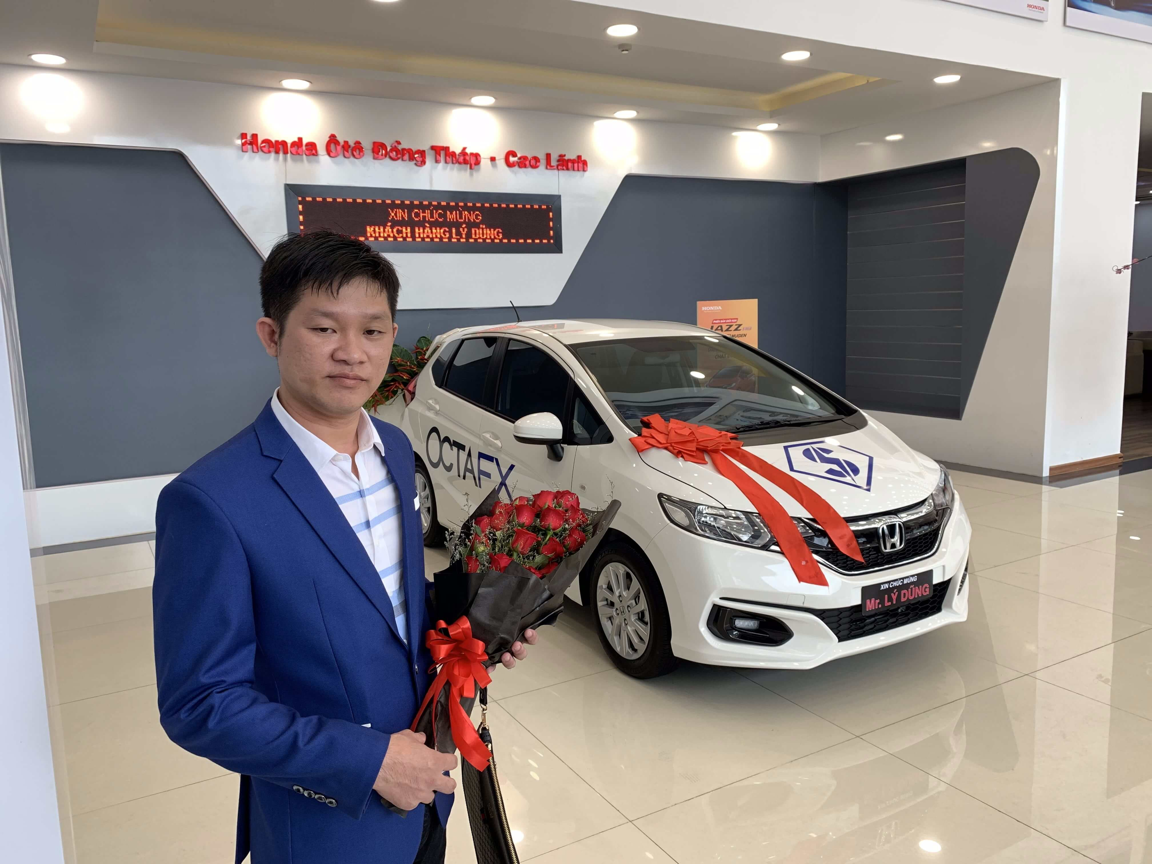 Supercharged 2 for IB: Honda first winner