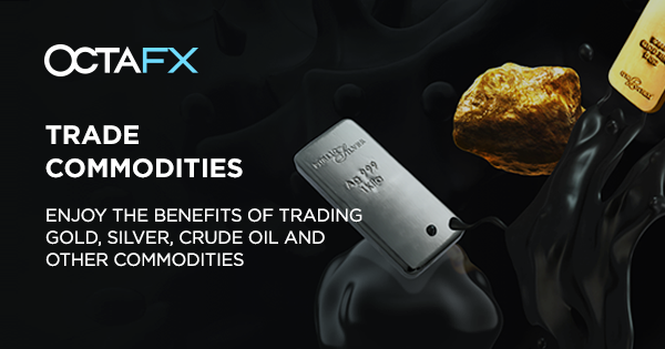 Online Commodity Trading - OctaFX